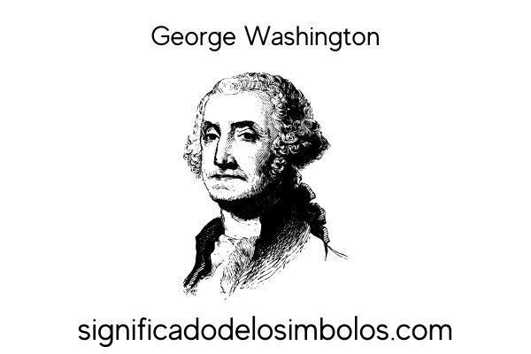 símbolos masónicos George washington