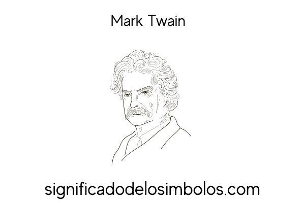 simbolos masonicos mark twain