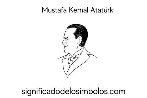 simbolos masonicos Mustafa Kemal Atatürk