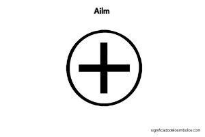 ailm simbolo celta