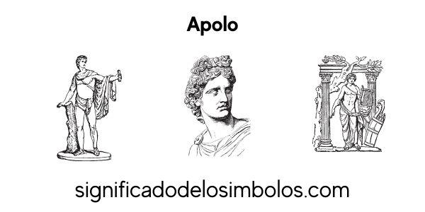 apolo símbolos griegos