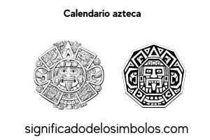Símbolos aztecas