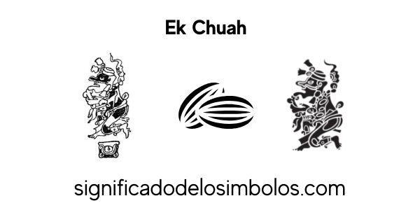 Dios del cacao símbolos maya