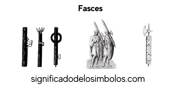 Fasces símbolos griegos