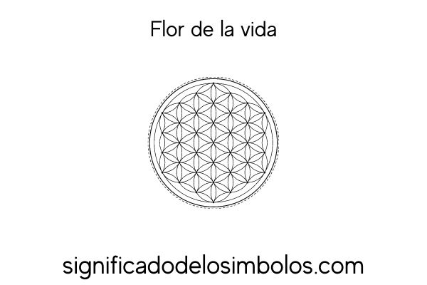 simbolos incas flor de la vida