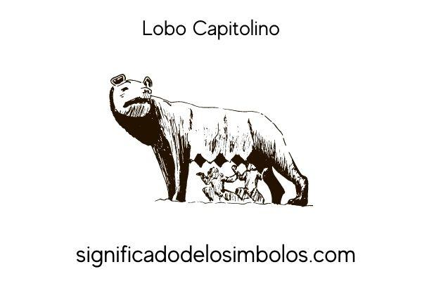 simbolos romanos lobo capitolino
