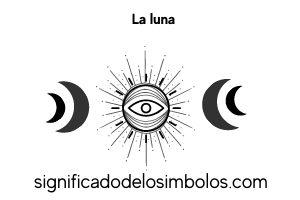 la luna símbolos masónicos