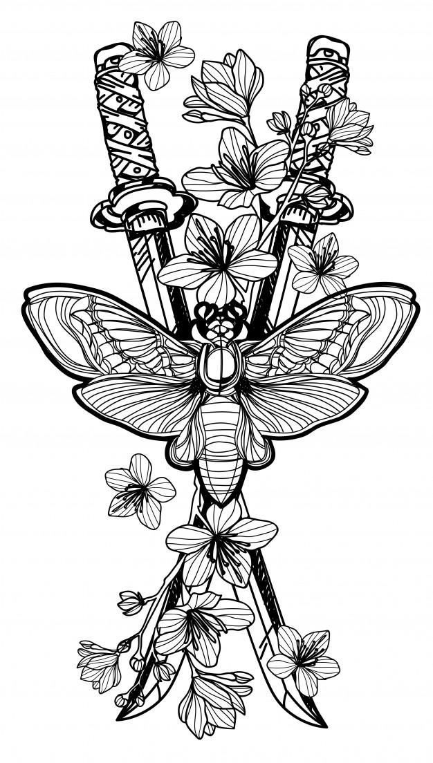 significado mariposa japonesa