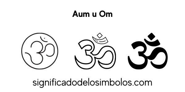 om símbolos religiosos