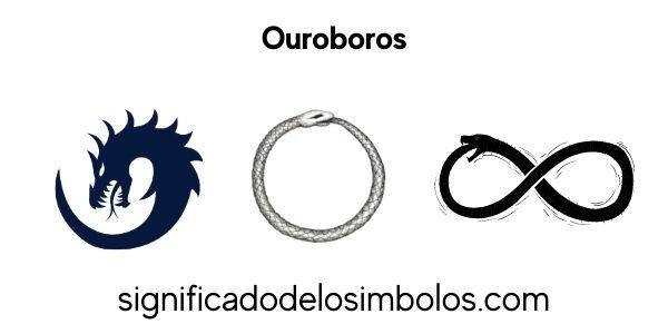 ouroboros símbolos religiosos