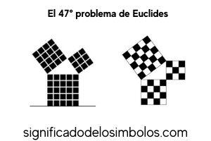 problema de euclides símbolos masónicos