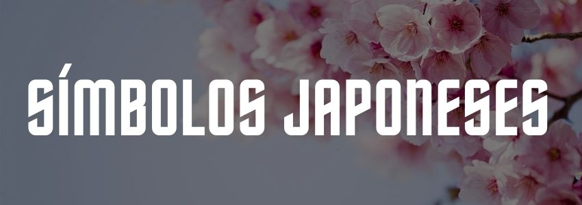 simbolos japoneses