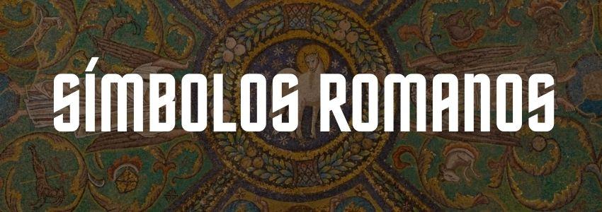 simbolos romanos
