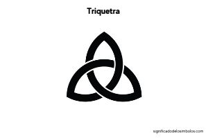 triquetra simbolos celtas