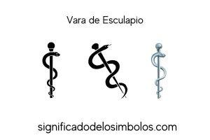 simbolos romanos asclepio