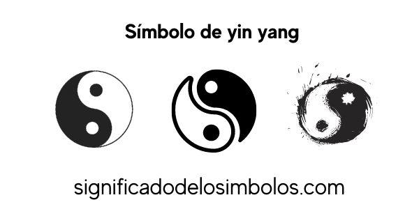 yin yang símbolos religiosos