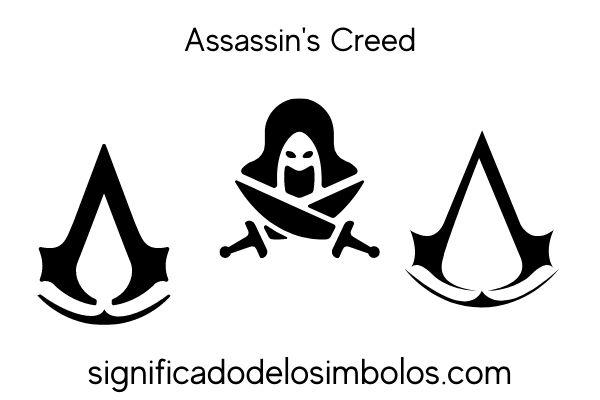 assassins creed símbolos de los videojuegos y su significado