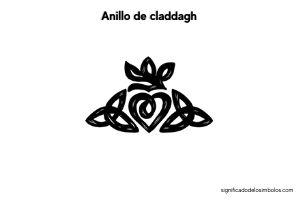 simbolos celtas anillo claddagh