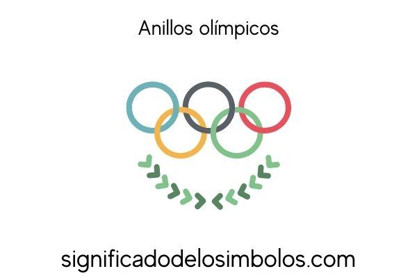 Anillos olimpicos símbolos olímpicos y su significado