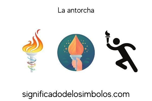 La antorcha símbolos olímpicos y su significado