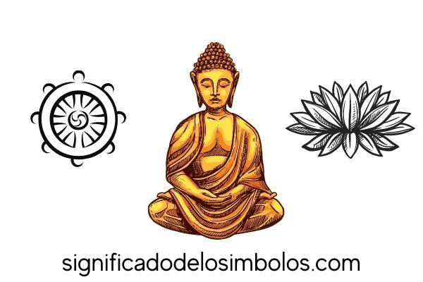 significado de los simbolos budismo
