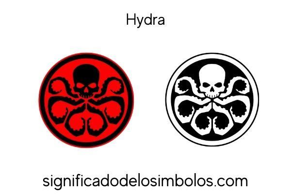 Hydra símbolos de marvel y su significado