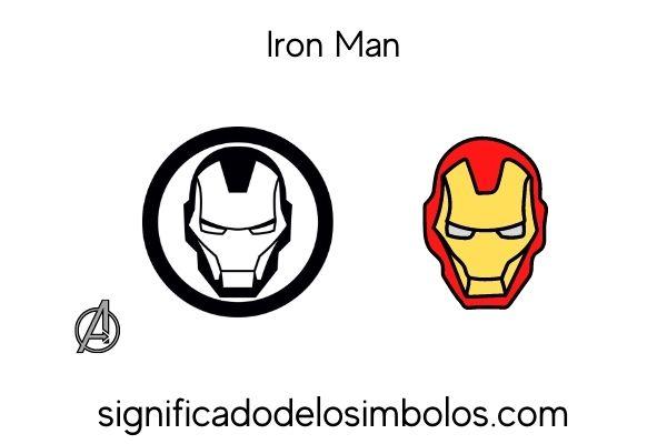 Iron man símbolos de marvel y su significado