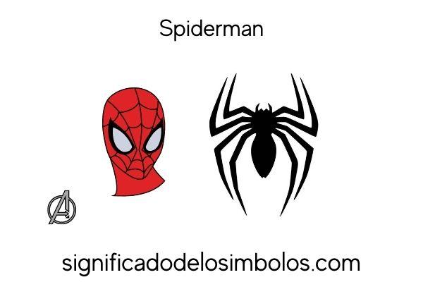spiderman símbolos de marvel y su significado