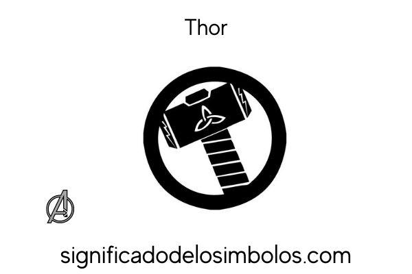 thor símbolos de marvel y su significado