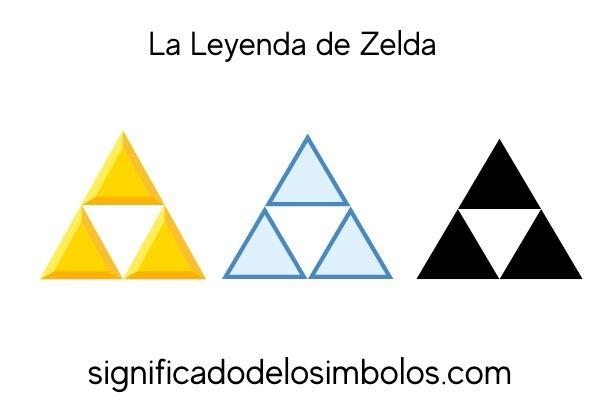 Zelda símbolos de los videojuegos y su significado